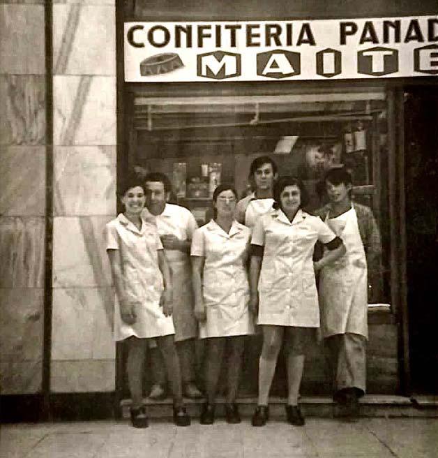 Sobre nosotros Confitería Maite Murcia